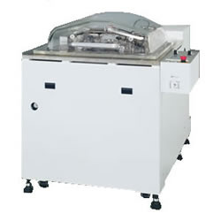 LS-100VC type vacuum screen press