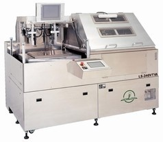 LS-340VTVA type vacuum screen press