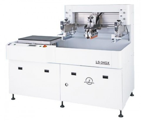 LS-34GX type screen press